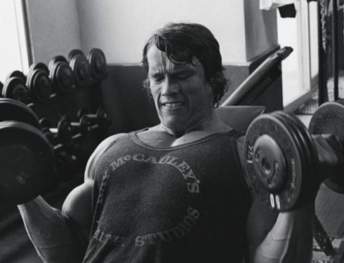 5. Увеличение поперечного сечения мышц
